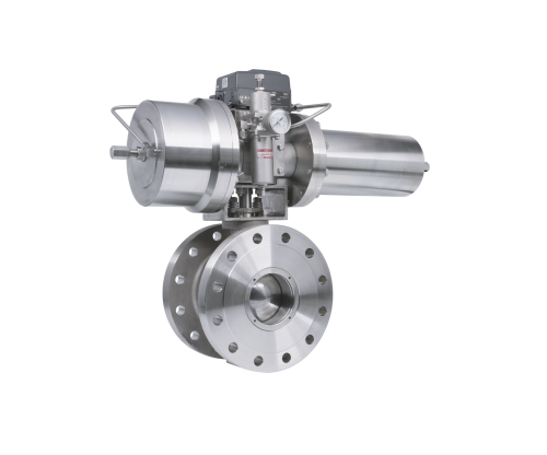 tj6000-series-v-notch-segmental-ball-valves
